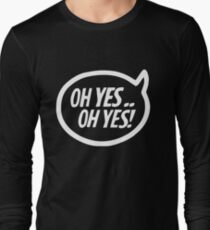 Carl Cox OH YES Long Sleeve T-Shirt