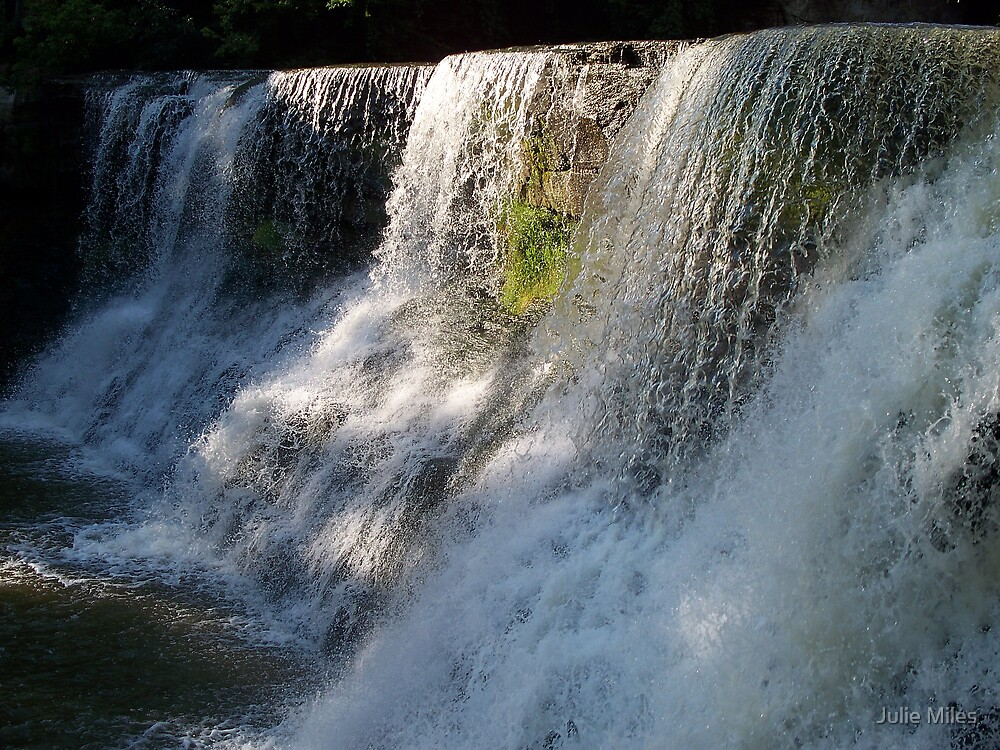 Chagrin Falls (part 1) by Julie Miles
