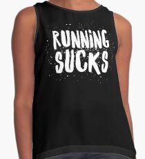 Running sucks Contrast Tank