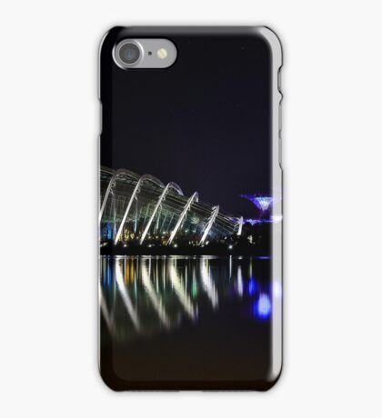 Gardens by the Bay iPhone Case/Skin