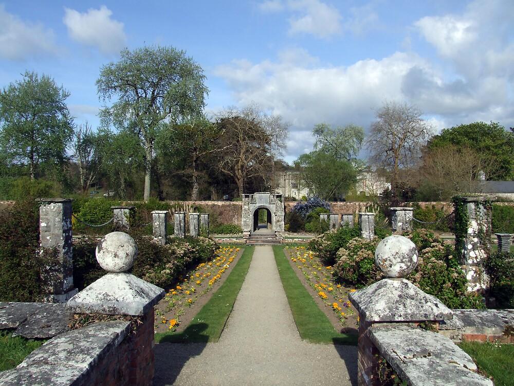 Dromoland walled garden by John Quinn