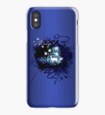 """A*Silver*Doe"" Bluer Edit iPhone Case/Skin"