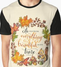 Beautiful In Its Time Graphic T-Shirt