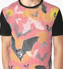 ANIMALS #bat halloween Graphic T-Shirt