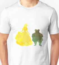 Father and daughter Inspired Silhouette T-Shirt