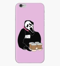 Ghost Face iPhone Case