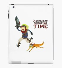 Jak and Daxter Adventure Time iPad Case/Skin