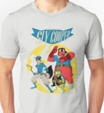 Sly Cooper Group T-Shirt