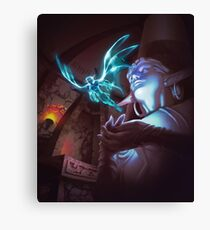 Jak and Daxter Angel Canvas Print