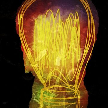 A lightbulb moment by hogfish