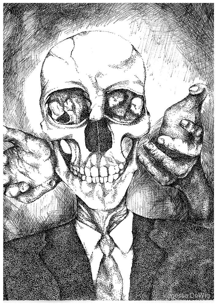 businessman by Vanessa DeWig