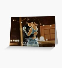 The theory of everything Greeting Card