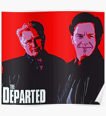 DEPARTED Poster