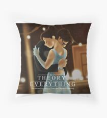 The theory of everything Throw Pillow
