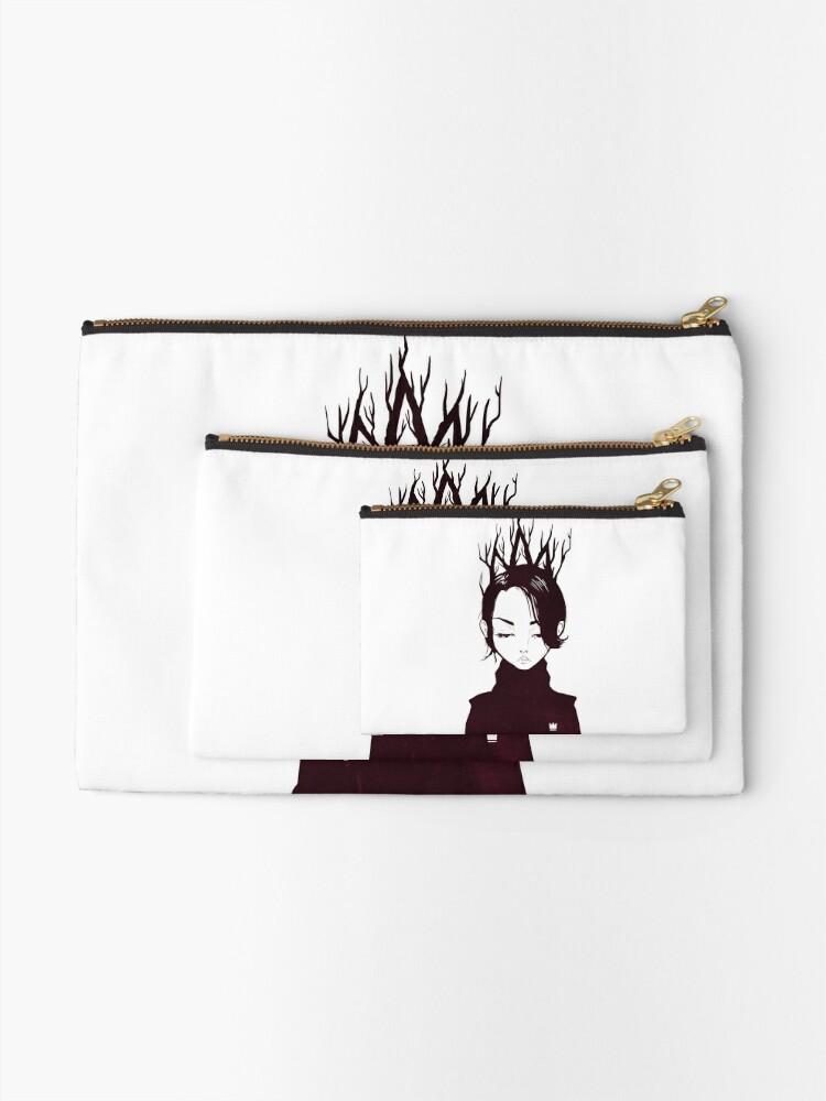Alternative Ansicht von Waldkönigin Täschchen