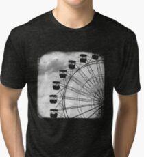 Ferris Wheel - TTV Tri-blend T-Shirt