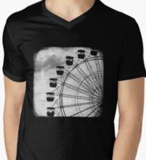 Ferris Wheel - TTV Men's V-Neck T-Shirt