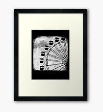 Ferris Wheel - TTV Framed Print