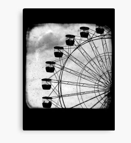 Ferris Wheel - TTV Canvas Print