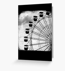 Ferris Wheel - TTV Greeting Card