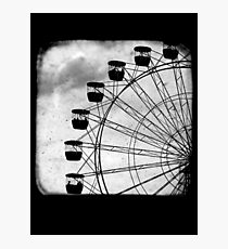 Ferris Wheel - TTV Photographic Print