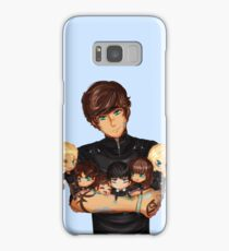 Meet The Blackthorns Samsung Galaxy Case/Skin