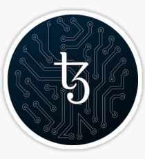Tezos Sticker