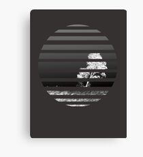 Inverted World Canvas Print