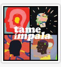 TAME IMPALA - HEADS Sticker