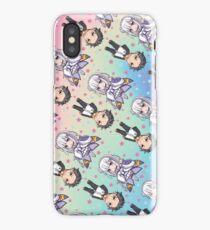 RE: Zero Cute Pattern iPhone Case