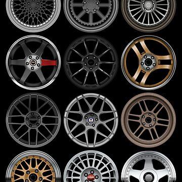 Wheels by icemanmsc