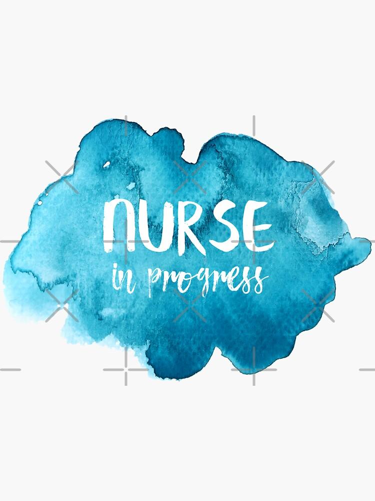 Nurse in Progress by MOREDANKMEMES