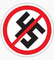 Trump 45 Nazi Swastika Sticker