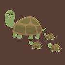 Momma Tortoise by Andreea Butiu