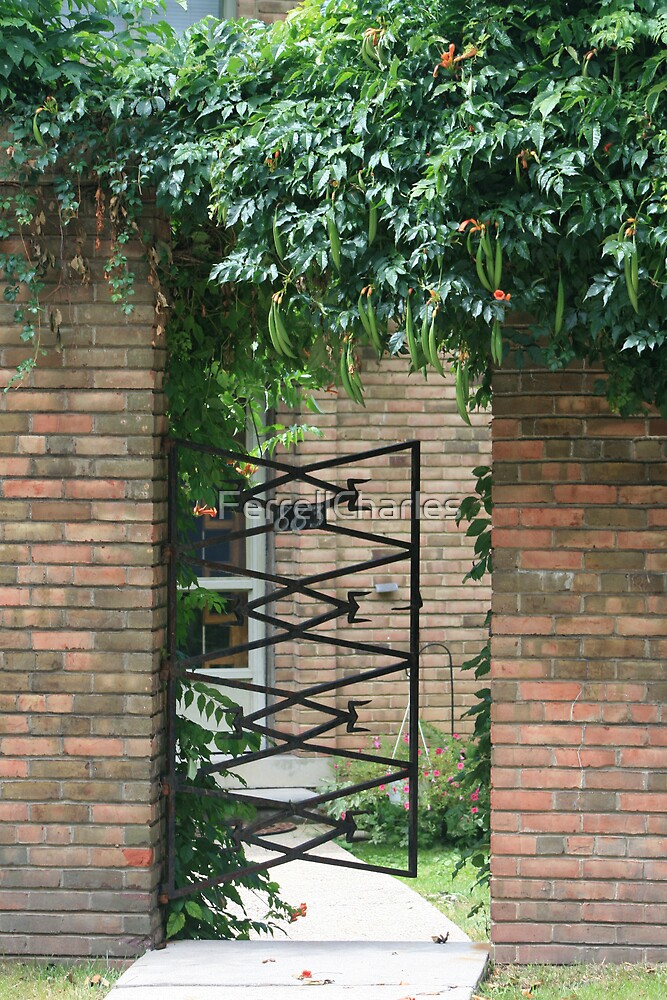 Open Gate by FerrellCharles
