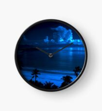 Hawaii Midnight Clock
