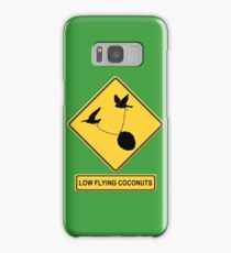 Low Flying Coconuts  Samsung Galaxy Case/Skin