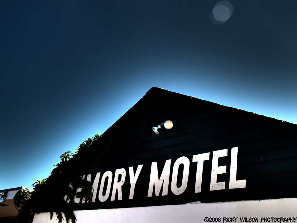 Memory Motel by Frederick Wilson