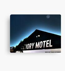 Memory Motel Canvas Print