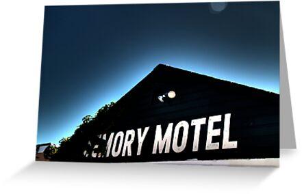 Memory Motel by Frederick Wilson