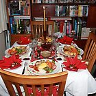 Christmas Dinner or Thanksgiving  by AnnDixon