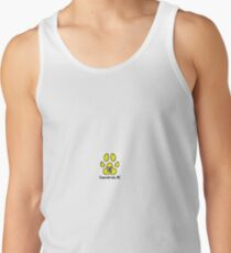 Dog Paw  (Emerald Isle, NC) Men's Tank Top