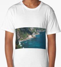 Blue Ocean Long T-Shirt