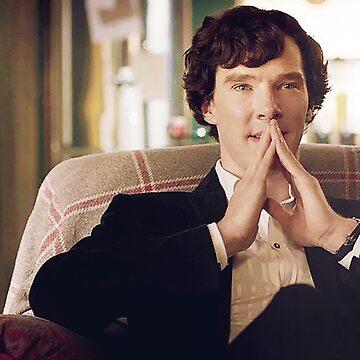 Sherlock by annyskod