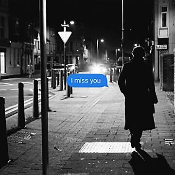 I miss you  by annyskod
