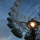 The London Eye by Jane Hansen