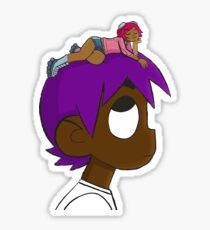 Lil Uzi Vert vs. the World Sticker