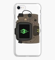 You Picked up a Skyrim Holotape iPhone Case/Skin