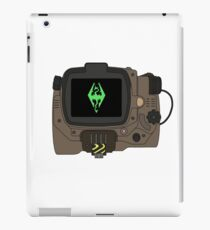 You Picked up a Skyrim Holotape iPad Case/Skin