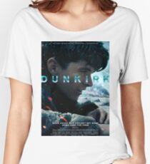 Official poster 2 (Fionn Whitehead) - DUNKIRK Women's Relaxed Fit T-Shirt